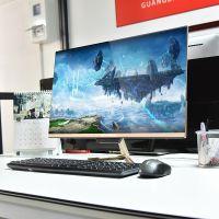 DIYMAC/狄迈品牌一体机 超薄无边框一体机 高性能 深圳一体机 网咖专用电脑 工厂直销