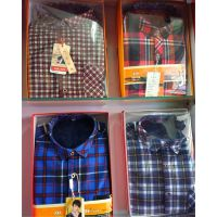 保暖衬衫厂家批发价格 冬季加厚保暖衬衣货源 49元模式甩卖