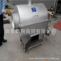 现货热销五香花生米炒料机 商用型电瓶燃气芝麻炒货机热销中