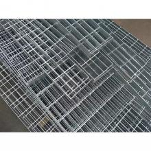 电厂平台钢格栅 钢楼梯踏步板厚度 喷漆踏步板规格