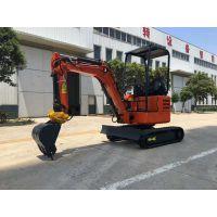 新春新价格 克勒斯舒适座驾式1.6吨挖掘机 临汾市热销的路面挖掘机械
