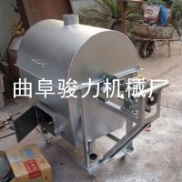 骏力供应 电动花生瓜子翻炒机 多功能碳加热炒货机
