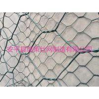 河道水利格宾网雷诺护垫河道治理工程用网镀锌锌铝合金格宾石笼网墙