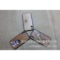 IphoneX 3D浮雕打印防摔TPU手机保护套