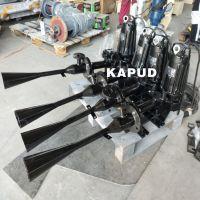 0.75KW自耦式射流曝气机 自吸式潜水射流器 QSB0.75