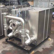 鑫溢 污水提升装置 餐饮污水提升器 图纸