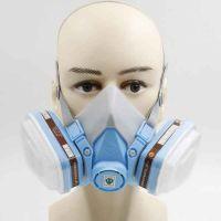 可更换过滤呼吸器多功能防毒面具