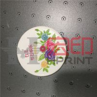 广州宏印小型工艺品数码彩印机厂家 高精度uv彩印加工设备 充电宝图案3d打印机