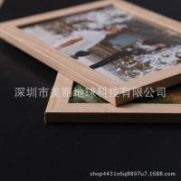 拾光宝盒7寸九宫格照片墙9个相框7寸墙密度板欧式组合挂墙相片墙