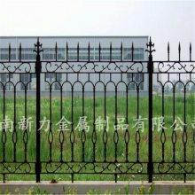 现货供应别墅室铸铁护栏 小区阳台安全防护栏 铁艺阳台围栏