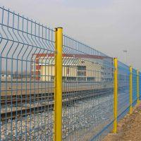 厂家供应1.2*3米桃型柱护栏 高速护栏网 车间隔离栅