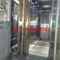 新型实用环保型家用电梯曳引式室内室外别墅观光电梯生产商-山东欣达