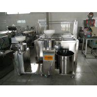 厂家直销电加热蒸汽豆腐机 小型卤水豆腐机多少钱