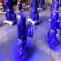 立式单级离心油泵  高温型立式管道油泵  山东立式离心油泵厂家
