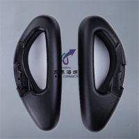 深圳PU汽车扶手成型高韧性海绵pu高回弹坐垫 汽车靠垫腰垫 定制