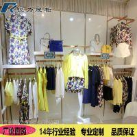 广州锐力展柜 实体店女装装修货架展示架定制