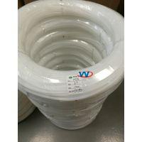 厂家直销、品质保证、6T铁氟龙套管、聚四氟乙烯管、四氟管