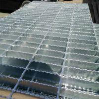 河北厂家供应Q235镀锌齿型钢格板 石油钻井平台专用钢格栅
