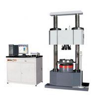 济南众标仪器YAW-2000D微机控制电液伺服压力试验机规格