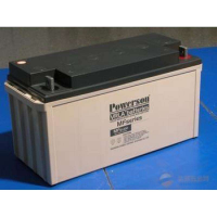 POWERSON铅酸蓄电池6-GFM-100上海复华保护神12V100AH原装正品