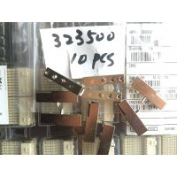ERNI恩尼带定位柱通孔端子连接器323500