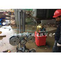 汉中榆林混凝土钢筋切割液压绳锯机桥梁绳锯切割180-3718-6646