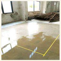 东莞市谢岗旧水泥地起灰处理——谢岗水泥地面脱尘处理
