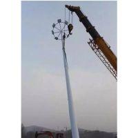 厂家专业生产户外高杆灯 江苏科尼升降式高杆灯
