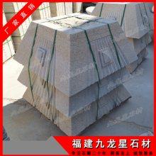 石雕花盆雕刻 天然石雕花钵花盆 福建惠安石雕厂