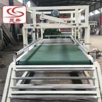 厂家直销水泥发泡切割机 保温砌块砖设备免蒸加气块生产