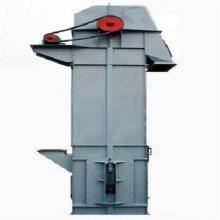 汇众链条式挖斗上料机 水泥粉钢斗式提升机 密封式粉剂加料机