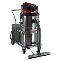 工厂手推式电动工业吸尘器车间粉尘颗粒用威德尔WD-80P
