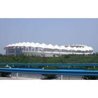嵩县膜结构 钢及合金膜结构体育场
