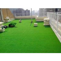 酒店楼顶 绿化景观草 人造草坪 防真草坪