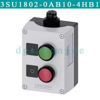 3SU1802-0AB10-4HB1西门子3SU1802-0AB10-4HB1可通讯按钮盒