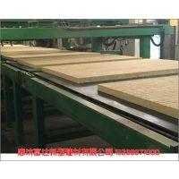 制造厂家外墙憎水岩棉板 {富达}高密度水泥岩棉复合板
