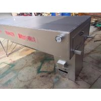 口福饼烤箱、千层饼烤箱、导热油烤饼炉、导热油火烧炉、锅饼炉