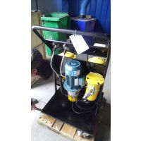 油液中含有水-乳化变白【使用聚结脱水滤油机】过滤后油中含水量