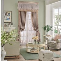 成都布艺窗帘|窗帘设计|7克拉打造温馨之家