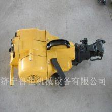 YN30内燃凿岩机 小型手持式汽油钻孔机 鲁恒便携式内燃凿岩机