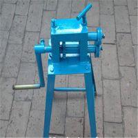 重庆博泽手动压边机电话铁皮压槽机价格