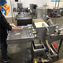 黄金凤尾虾裹蛋浆机 裹面包糠机 油炸机