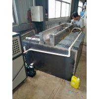 挤出机水槽制冷降温办法 挤出机水槽冷却控温方法