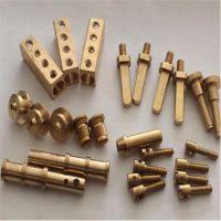 紫铜排加工 c1100电极铜排 精密数控CNC机加工红铜排