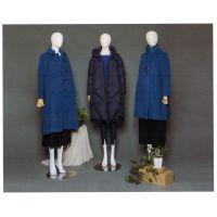 时尚欧美女装谷可冬装品牌折扣女装一手货源库存尾货批发