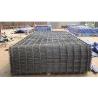 网孔100钢筋焊接网 内蒙古D10钢筋网片 螺纹铁丝网片报价