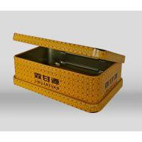 铰链式槟榔礼品铁盒包装盒铁盒定制食品包装盒定制批发