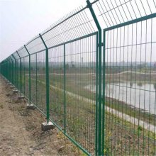 河北园林小区护栏网 绿色隔离网生产 建筑隔离网厂家