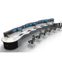 哈尔滨 联众恒泰 控制台 AOC-D系列 能源指挥监控中心 操作台定制设计