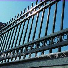河南新力 热镀锌栏杆 工厂小区锌钢护栏围墙塑钢围栏 品质奉献